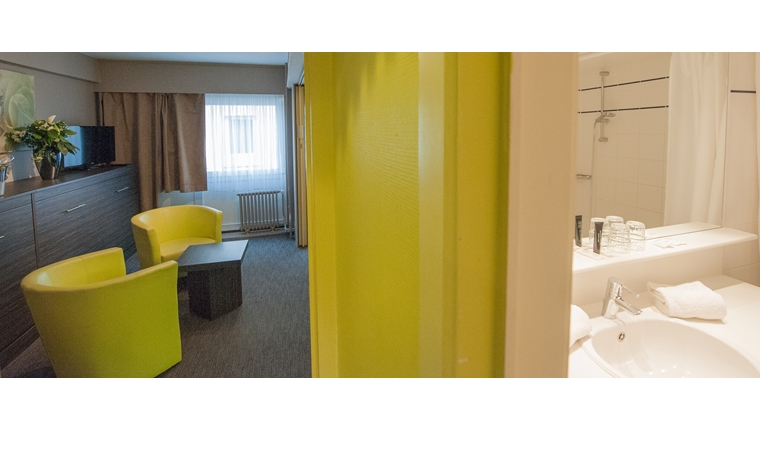 Junior Suite - Hotel Ostend